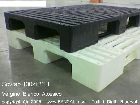 bancale sovrapponibile 100x120 robusto